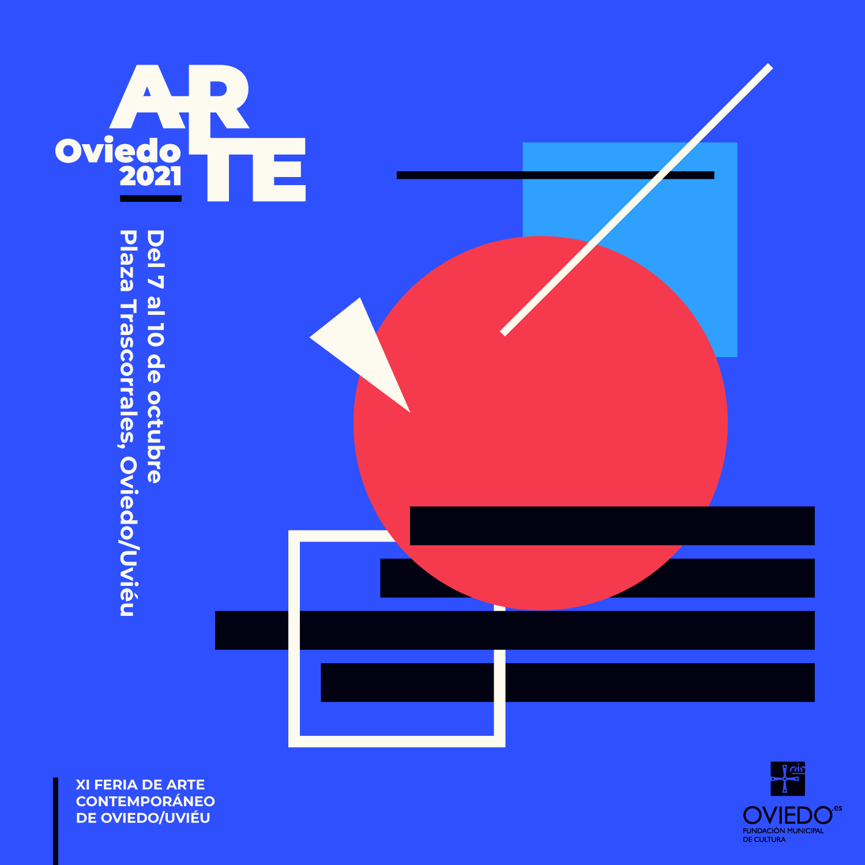 feria arte Oviedo 2021