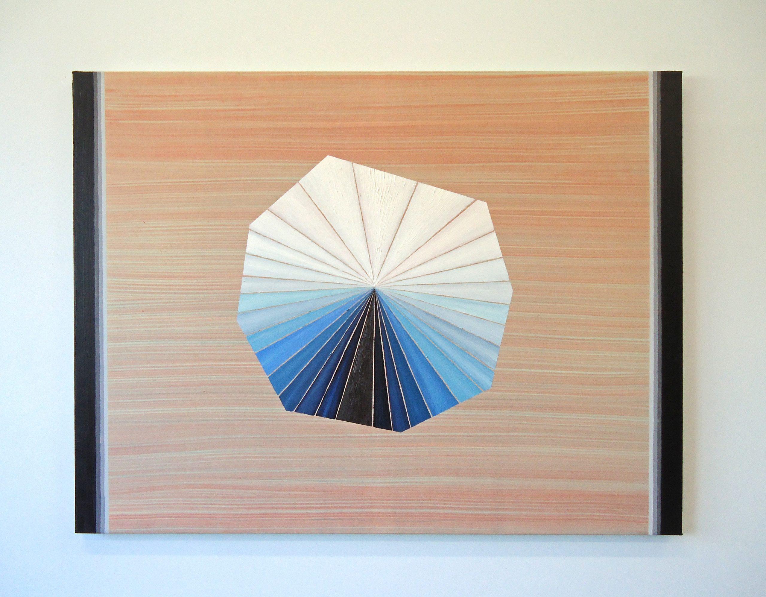 2017. octogono 3, 89 x 116cm, oleo sobre lienzo