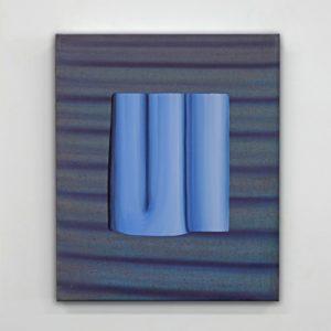 """""""El pliegue - Galería Llamazares Azul"""""""