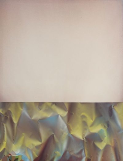 La hora de la clausura, 2020. Acrílico sobre lienzo, 195 x 160 cm.