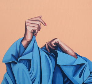 Helena Toraño - Vestido Azul 04